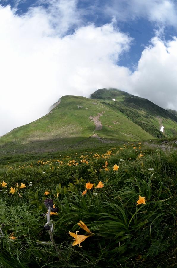 鳥海山 555-2gs