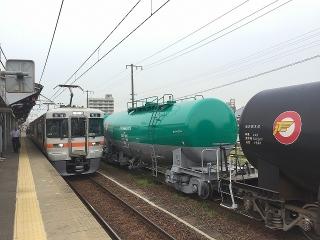 四日市駅 JR東海 313系