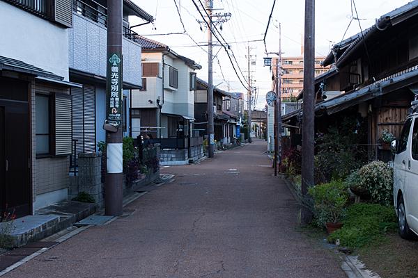 中小田井の風景