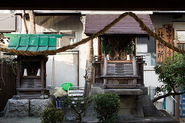 須佐之男神社本殿