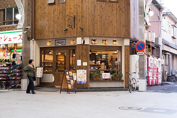 大須ベーカリー店舗