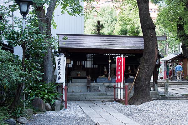 洲崎神社境内社