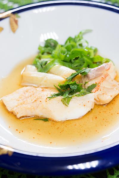 鯛のダシ煮