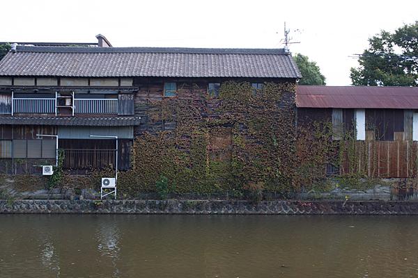 中川運河ともじゃハウス