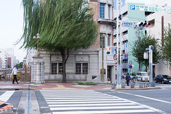 納屋橋旧加藤商会ビル