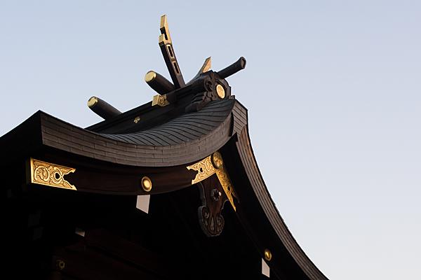 多奈波太神社本殿