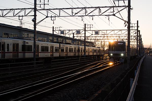 瀬戸電別車両