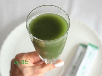乳酸菌が入った青汁 1杯