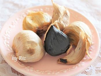 自然共生 発酵黒にんにく(バラ)