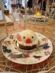 文鳥ケーキ1