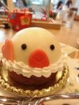文鳥ケーキ21
