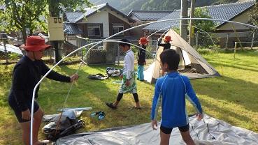 小川テント2
