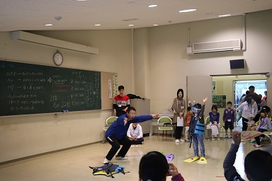 ちゃんとスノーケリング (2)