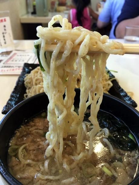 20160816肉つけめん (2)