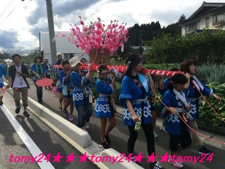 20160914日和田神輿 (1)