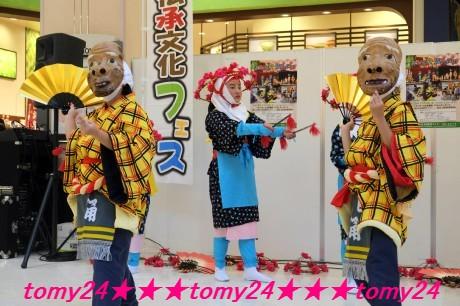 20161103伝承フェスティバル (4)