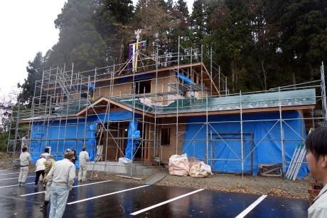 20161129上棟式 (2)