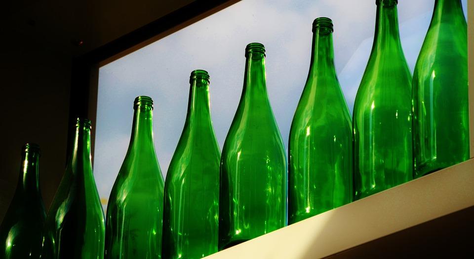 グリーンボトル