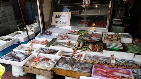魚を選んで食事が出来るのは良いな~^^