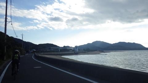 伯方の塩 大三島工場へ向かいます。
