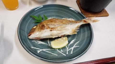 焼き魚も美味しい~♪