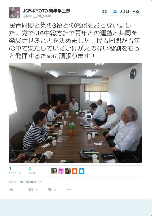 京都共民懇談会