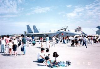 1990航空祭1