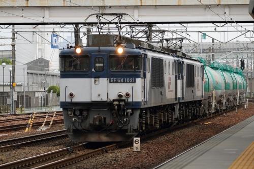 3084レ 清洲駅