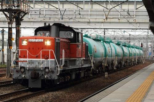 5380レ 清洲駅