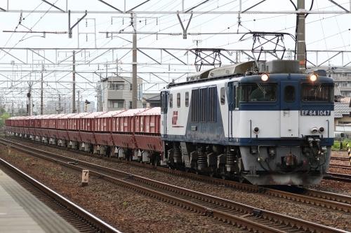 8784レ 清洲駅