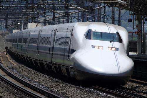 700系C55編成 米原駅