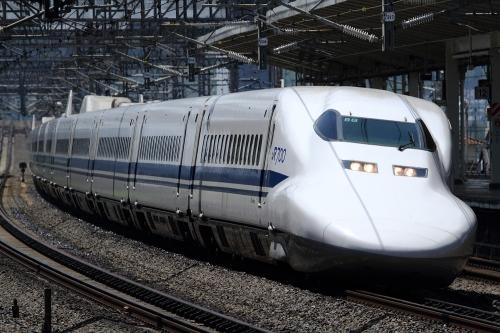 700系B8編成 米原駅
