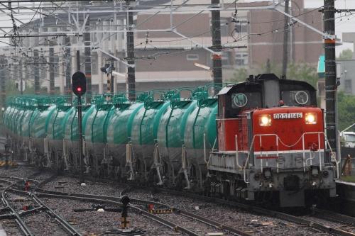 5380レ 蟹江駅