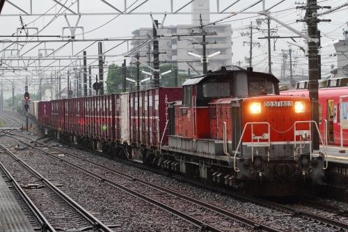 2084レ 弥富駅