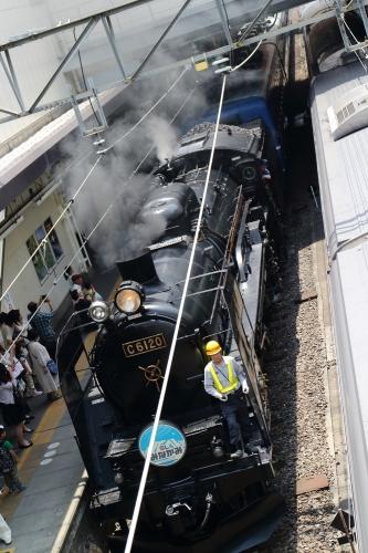 SLみなかみ11号 高崎駅