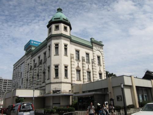 第八十五銀行本館
