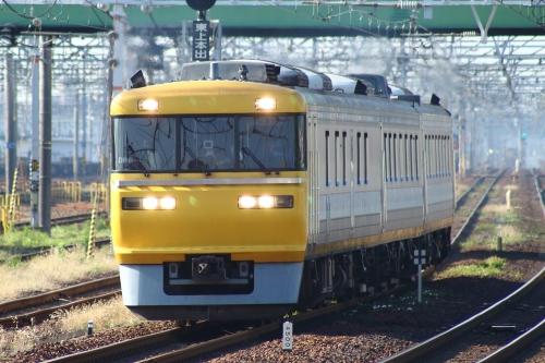 キヤ95系「ドクター東海」 稲沢-清洲