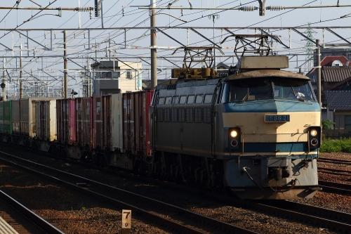 EF66牽引5052レ 清洲