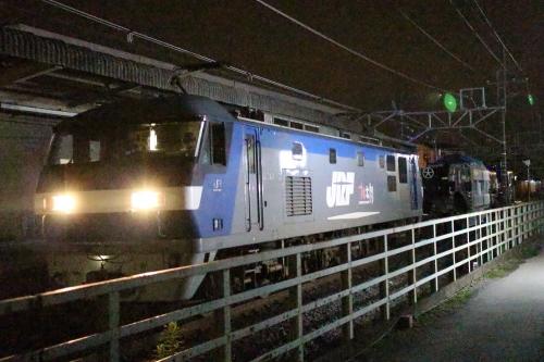 EF210-133牽引特大貨物