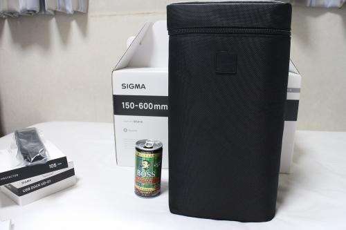 150-600mm F5-6.3 DG DG ケース