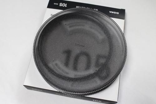 シグマ105mmプロテクタ