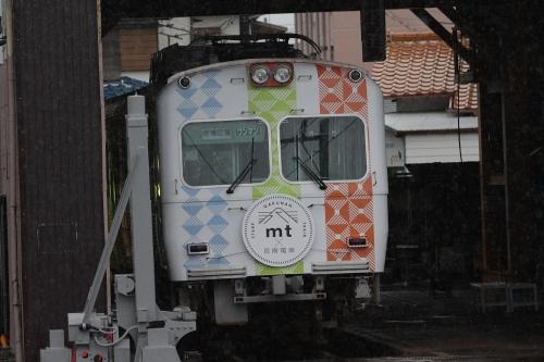 mt×岳南電車