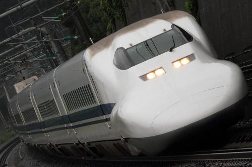 N700A系 熱海駅
