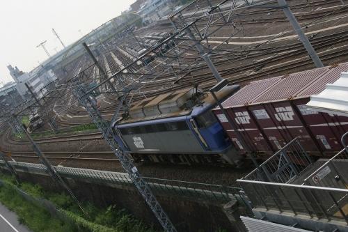 EF200-901 ささしまライブ駅 2007年8月1日撮影