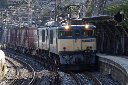 EF64 1041 定光寺駅 2013年4月13日撮影