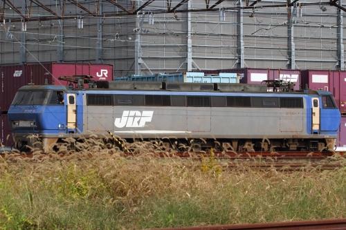 EF200-18 富士駅