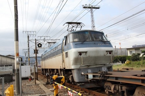 EF66 106・5099レ