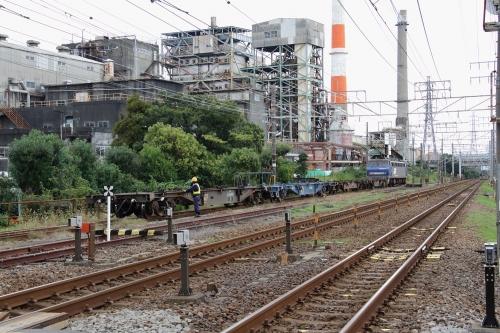 EF200-18・富士入換2