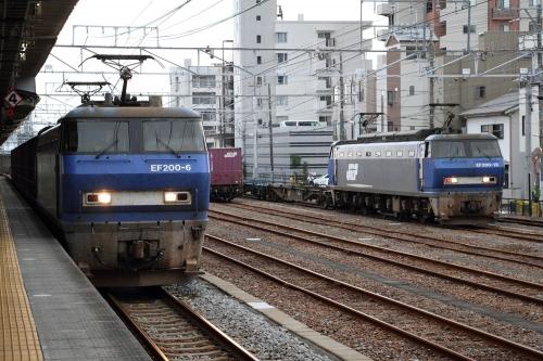 EF200-6代走・5095レ+EF200-18