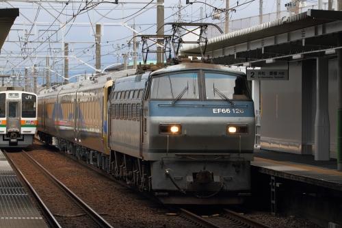 泉北高速鉄道12000系甲種回送・9863レ